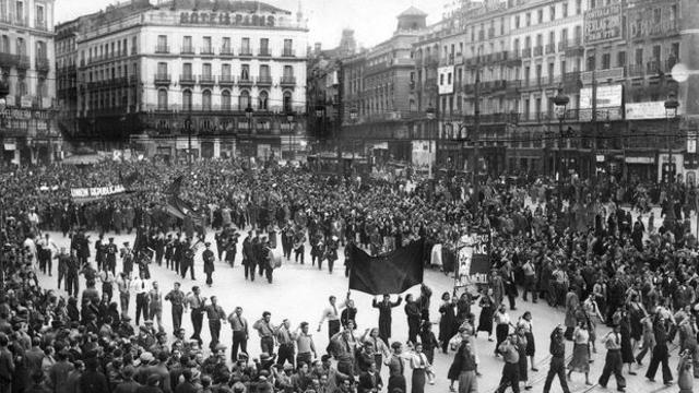 Madrid se convierte en la capital de la Primera República