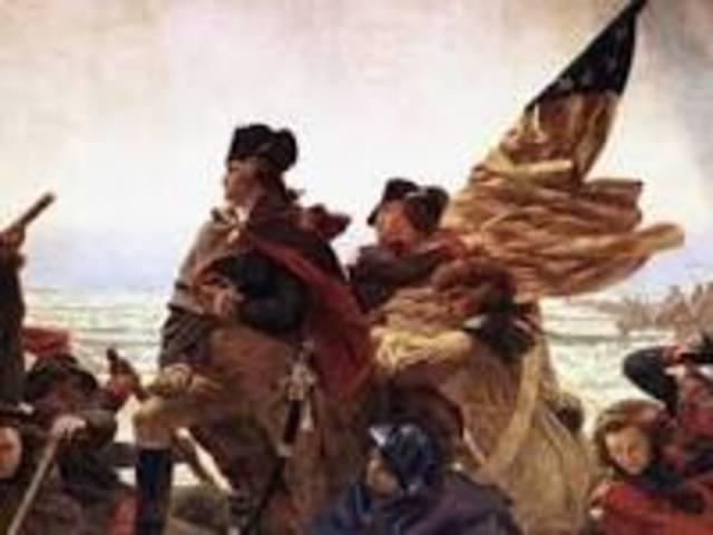End Of American Revolutionary War