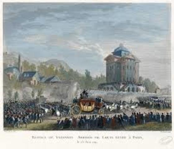 Flight to Varennes (Political)