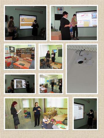 Прошла презентация МЕДИАТЕКИ ресурсного центра