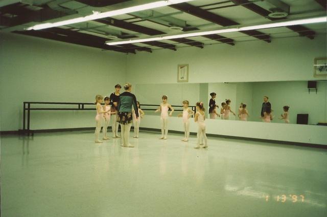 Not a Dancer...