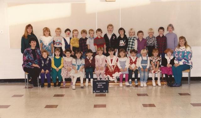 Class Photo 1994-1995