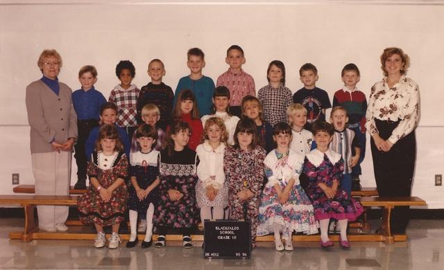 Class Photo 1995-1996
