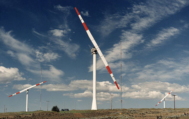 A different way of producing wind