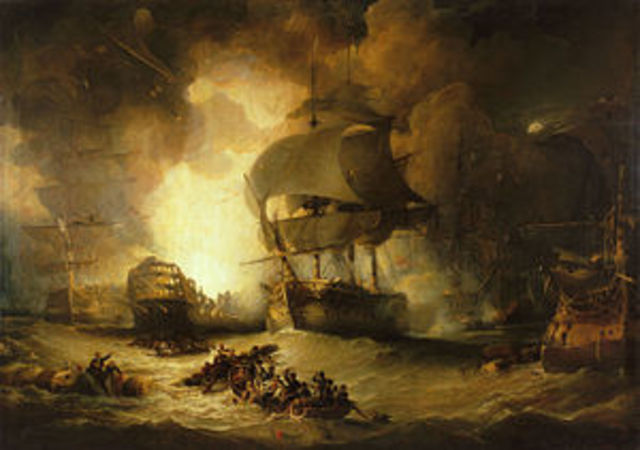 Battle of the Nile (Military)