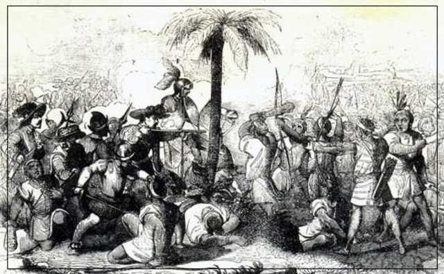 Colonización S.XVI- S.XVII