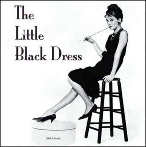Vogue:  The Little Black Dress