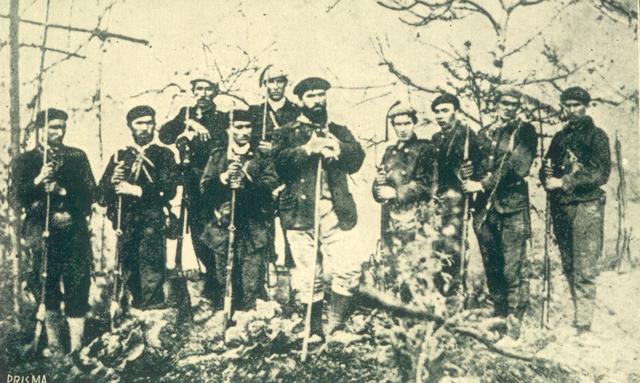 Final de la guerra carlista.