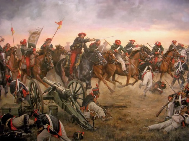 S'inicia la Primera Guerra Carlista (1.1)