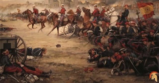 S'inicia la Primera Guerra Carlista (1.2)