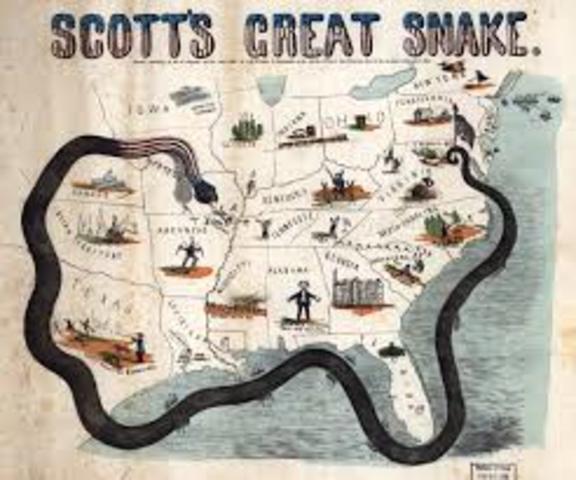 The Andaconda Plan was to mock Scott's idea.