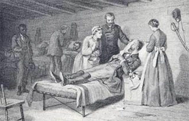Nursing the Injured