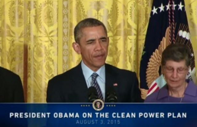 President Obama Announces Clean Power Plan, Imposing the First Nationwide Limits on Carbon Dioxide Emissions from Power Plants