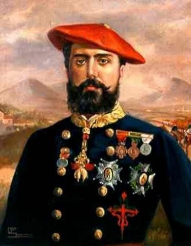 Carlos María de Borbó i Àustria