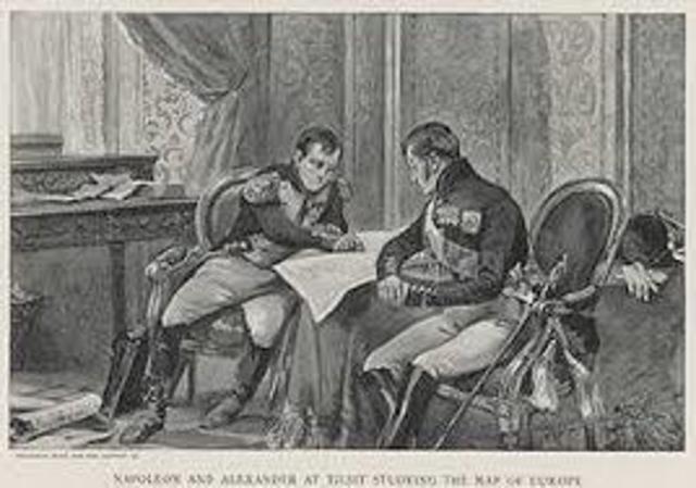 Treaty of Fontainebleu