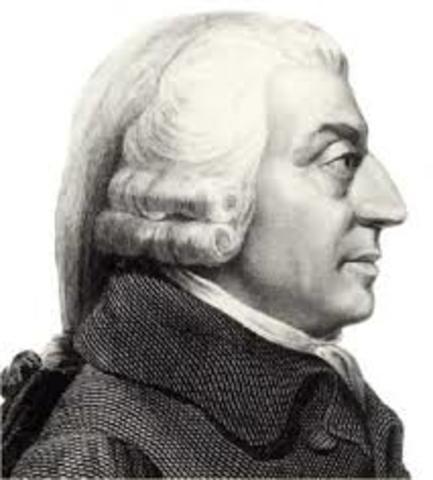 La riquesa de les nacions (the richness of nations) Adam Smith