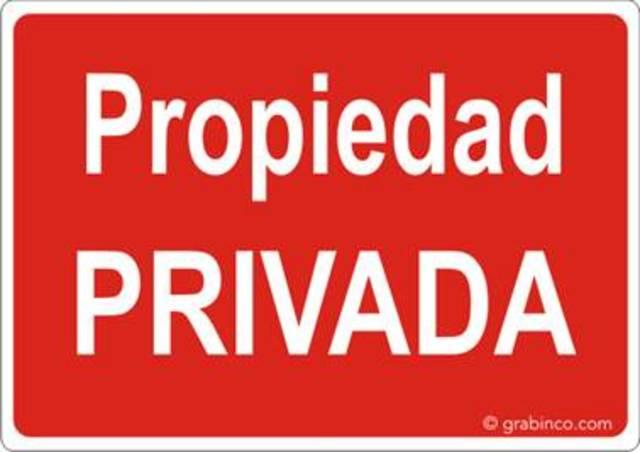 Propietat Privada. The richness of nations Adam Smith