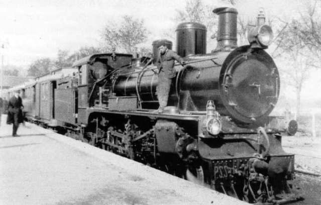 Invenció de la locomotora