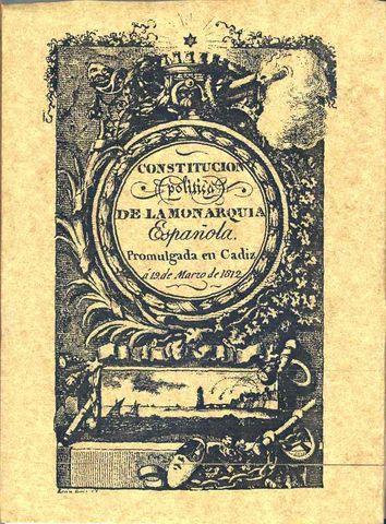 First Constitution: La Pepa