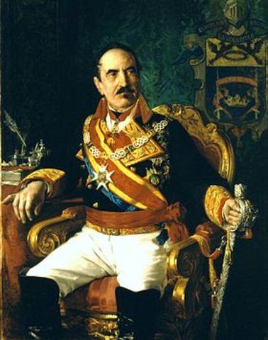 Regencia B.Espartero