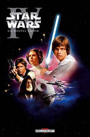 Episode IV : Star Wars (A New Hope)