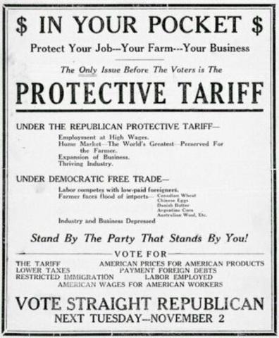 1832 Tariff