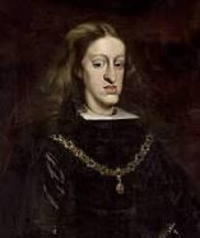 Charles II death