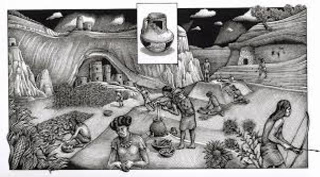 Anasazi Culture Emerges