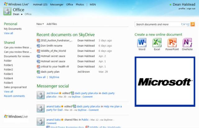 Windows Live Office