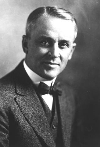 Robert Andrews Millikan (USA)