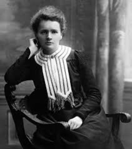 """Marie """"Madame"""" Curie"""
