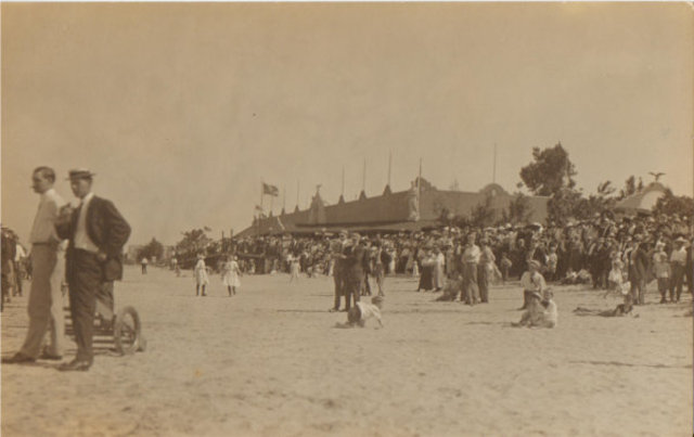 First Day of the Airshow: Curtiss' First Atlantic City Flight