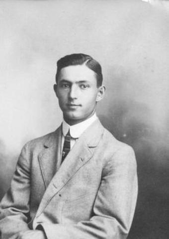 Walter Richard Brookins is Born