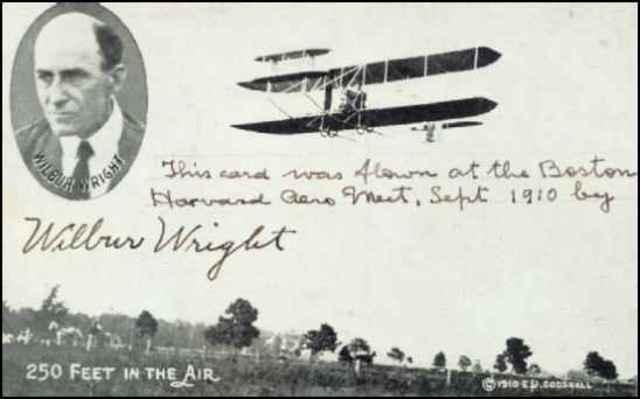 September 3 - September 13: Harvard-Boston Aero Meet