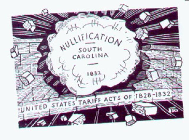 South Carolina Nullification