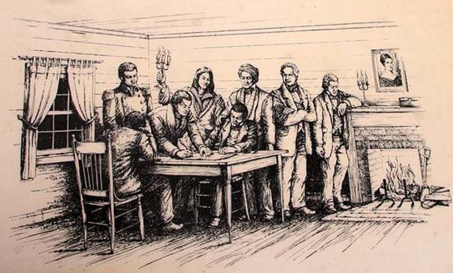 Cherokee Treaty Party