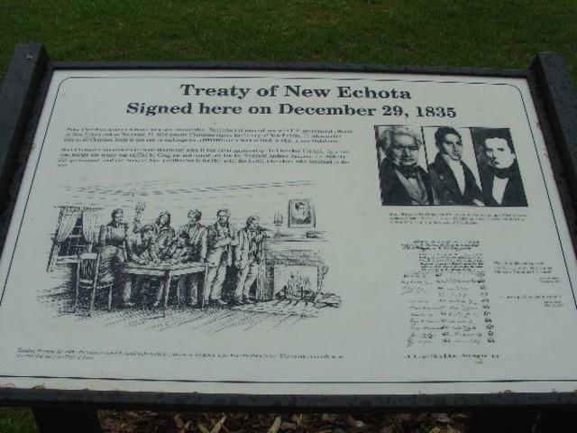 Treaty of Echota