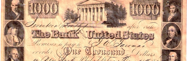 Bank of the United States Expires