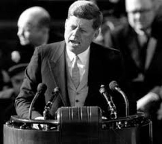 JFK is elected President