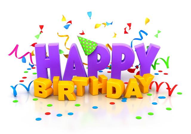 Mi primer Cumpleaños: El veinticinco de abril, dos mil cuatro, yo tuve mi primer fiesta de cumpleaños.