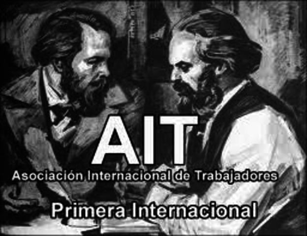 Primera  Asociación  Internacional de  los Trabajadores,