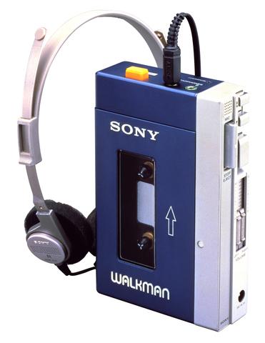 Walkman de Cassette
