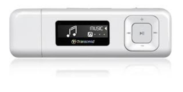 Reproductor de MP3.