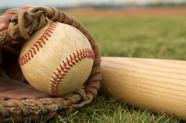 Yo jugué béisbol por la primera vez: