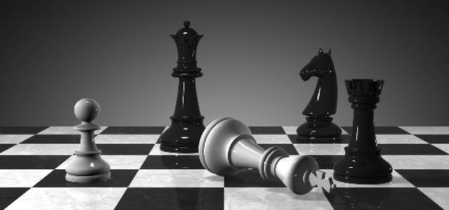 Yo gané contra mi papá en ajedrez :