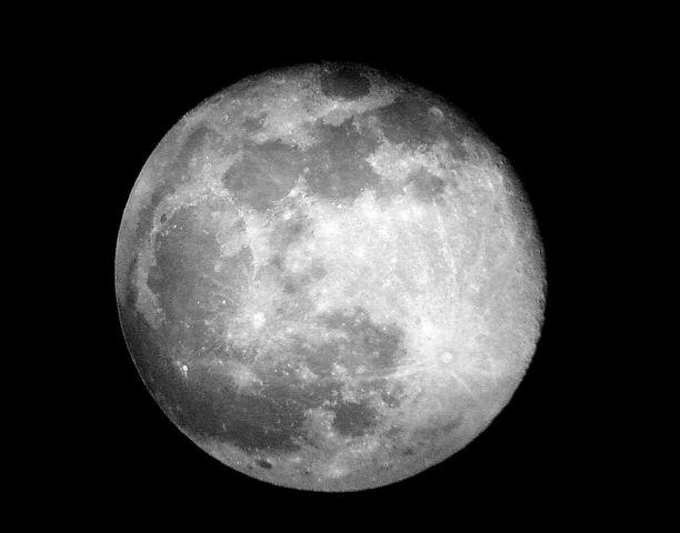 Agua es descubrió en la luna: