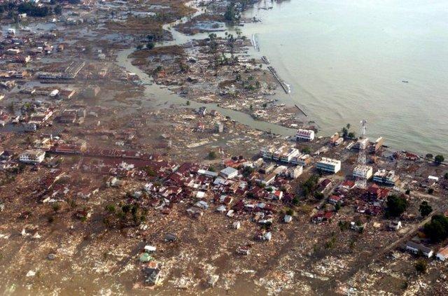 Terremoto de Indian Ocean: