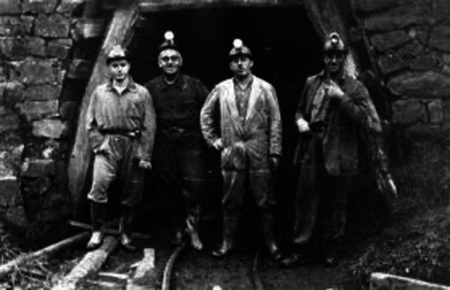 Huelga de los mineros