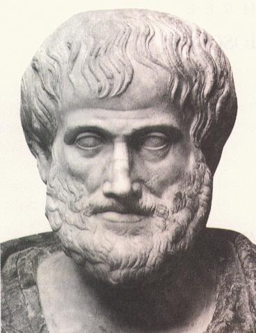 Primera teoría dinámica: Aristóteles