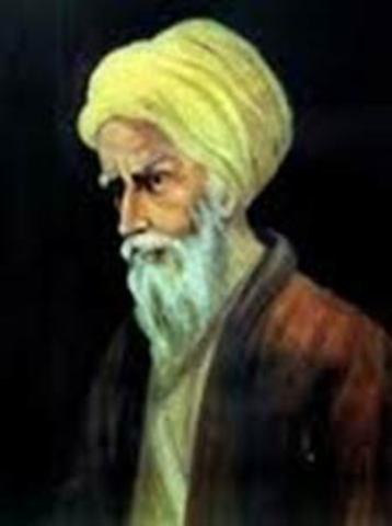 Índice de refracción: Al-Farisi